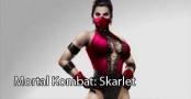 Mortal Kombat - выход Скарлет (Skarlet DLC)